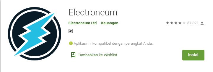Electroneum mining android emulator