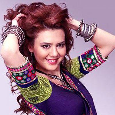 Oksana Rasulova: best Female Dancer