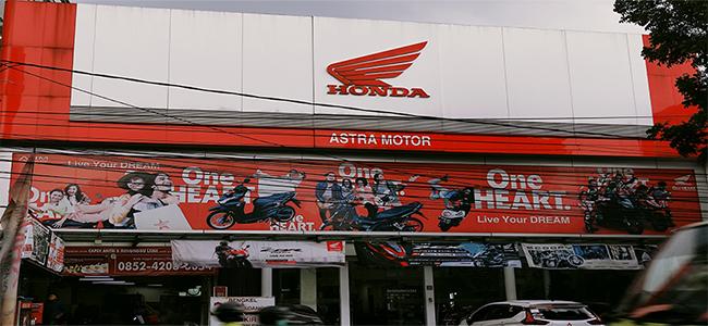 Dealer Astra Motor Honda Bandung