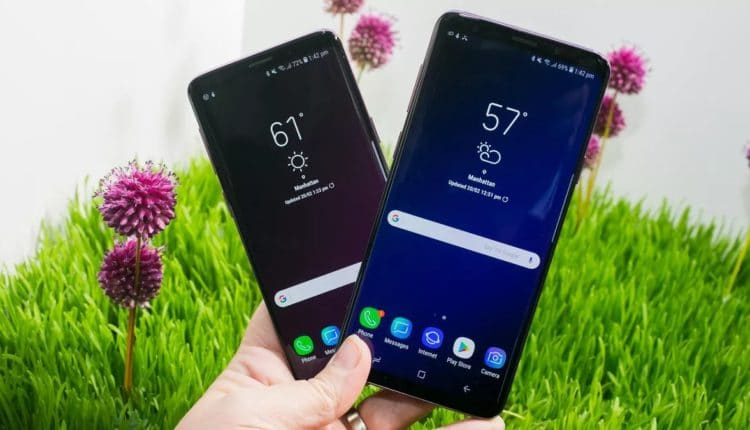 Samsung Galaxy S9 officially receives Android 10