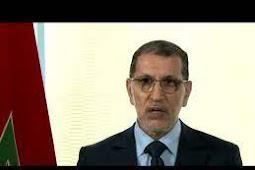 Inilah Isi Pidato Perdana Menteri Maroko, Saad-Eddine El Othmani di Debat Umum PBB ke 75