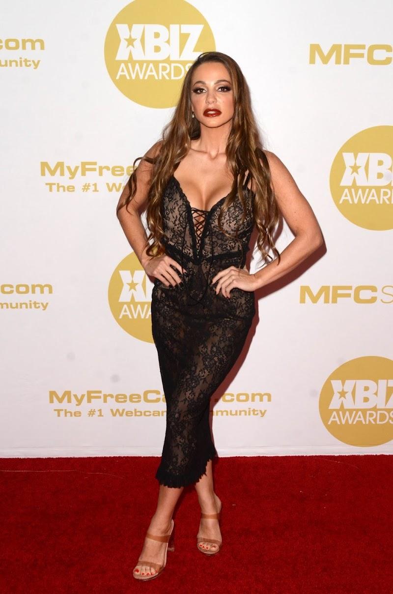 Abigail Mac Clicks at 2020 Xbiz Awards in Los Angeles 16 Jan-2020