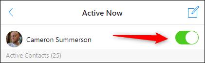 Cara Menyembunyikan Status Aktif di Facebook Messenger