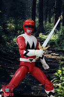 Lightning Collection Lost Galaxy Red Ranger 32