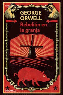 Reseña: Rebelión en la granja - George Orwell