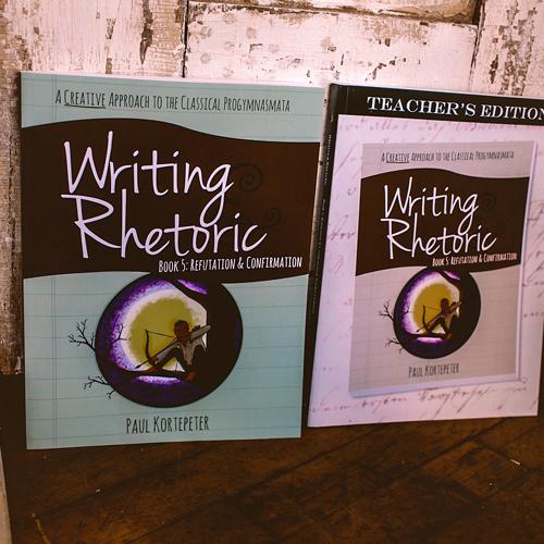 Writing & Rhetoric Book 1: Fable Program