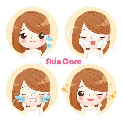 cara untuk kulit sihat dan cantik