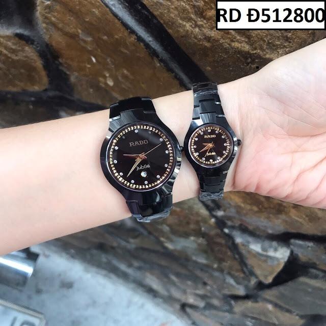 đồng hồ đeo tay rado rd đ512800