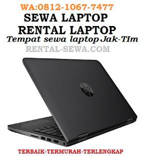 Sewa Laptop Jakarta Timur