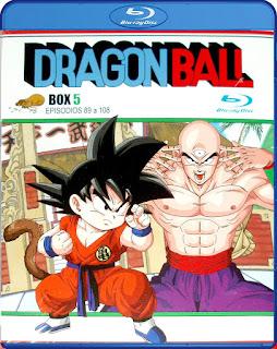 Dragon Ball – Box 5 [3xBD25]  *Con Audio Latino