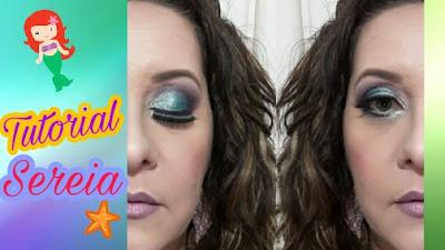 blog -inspirando-garotas- tutorial- sereia