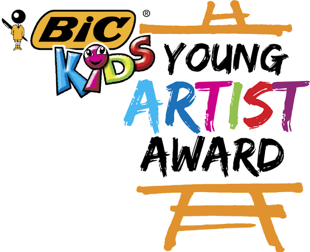 BIC KIDS Young Artist Award logo