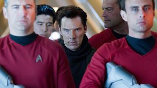 Benedict Cumberbatch's John Harrison has been captured by Starfleet in Star Trek Into Darkness