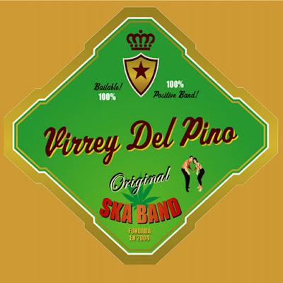 VIRREY DEL PINO - El Disco Verde (2014)