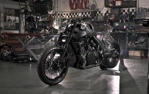 Yamaha V-MAX Salah Satu Motor Tercepat di Dunia