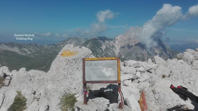 Vetta del Monte Brancastello