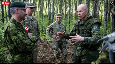 military hate racism xenophobia white supremacy Canada infiltration