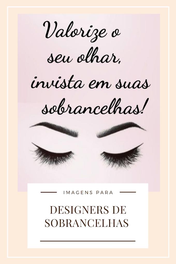 Imagens para Designers de Sobrancelhas #Sobrancelha #Estetica