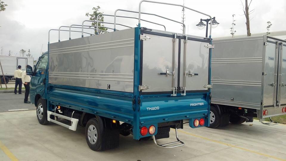 Bán xe tải Thaco K200 tại Hải Phòng trả góp giá tốt nhất trên thị trường