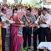 अखिल भारतीय पूर्व सैनिक संगठन के द्वारा समारोह आयोजित कर शहीद सैनिकों को दी गई श्रद्धांजलि