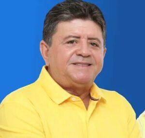 Prefeito Geraldo Serafim comemora antecipação do 13º dos servidores da PM de Cuitegi