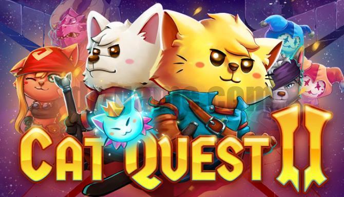 لعبة  Cat Quest II للكمبيوتر