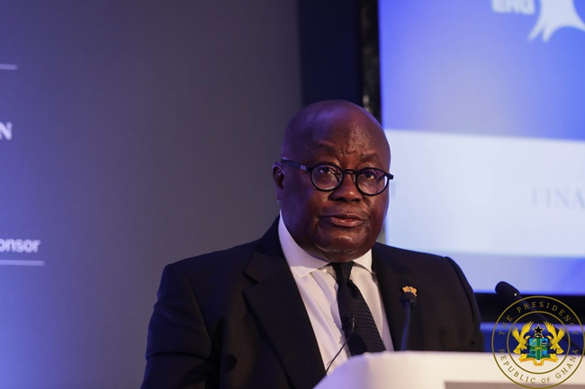 President Akufo-Addo Leaves For South Africa, United States Of America, And Ethiopia