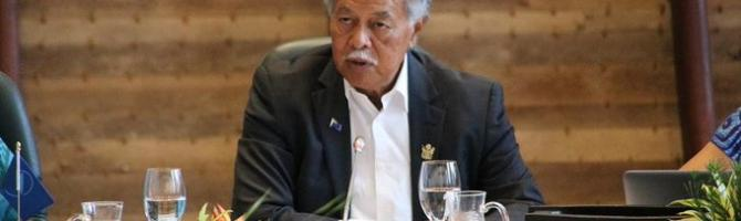Pacific people are born conservationists: Cook Islands PM