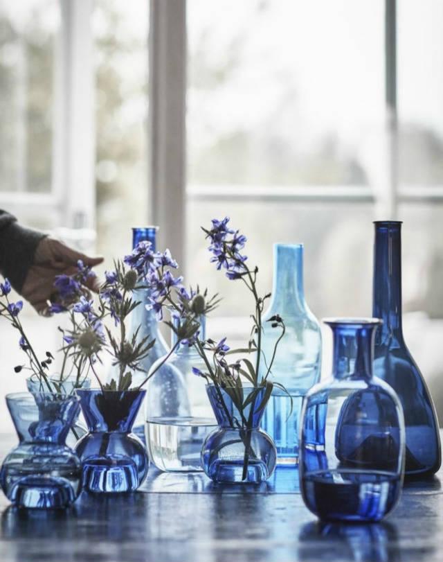 colección Ikea Stockholm 2017  vajilla
