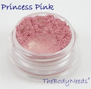 the body needs princess pink eyeshadow
