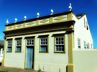Casa Costa e Silva - Taquari (RS)