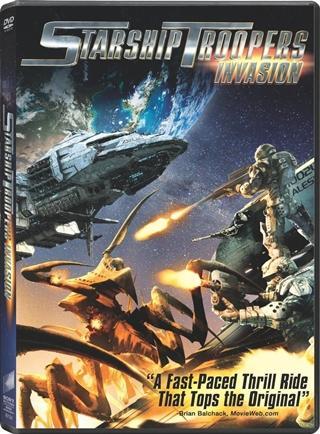Starship Troopers Invasion DVDRip Español Latino 1 Link 2012