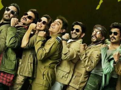 मूवी टोटल धमाल movie total dhamaal