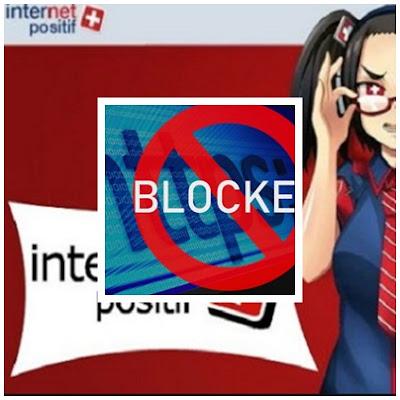 Membuka Situs Yang Diblokir Oleh Pemerintah Dan Internet Positif Dengn Mudah