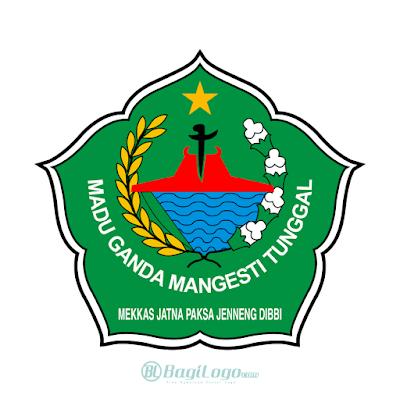 Kabupaten Pamekasan Logo Vector