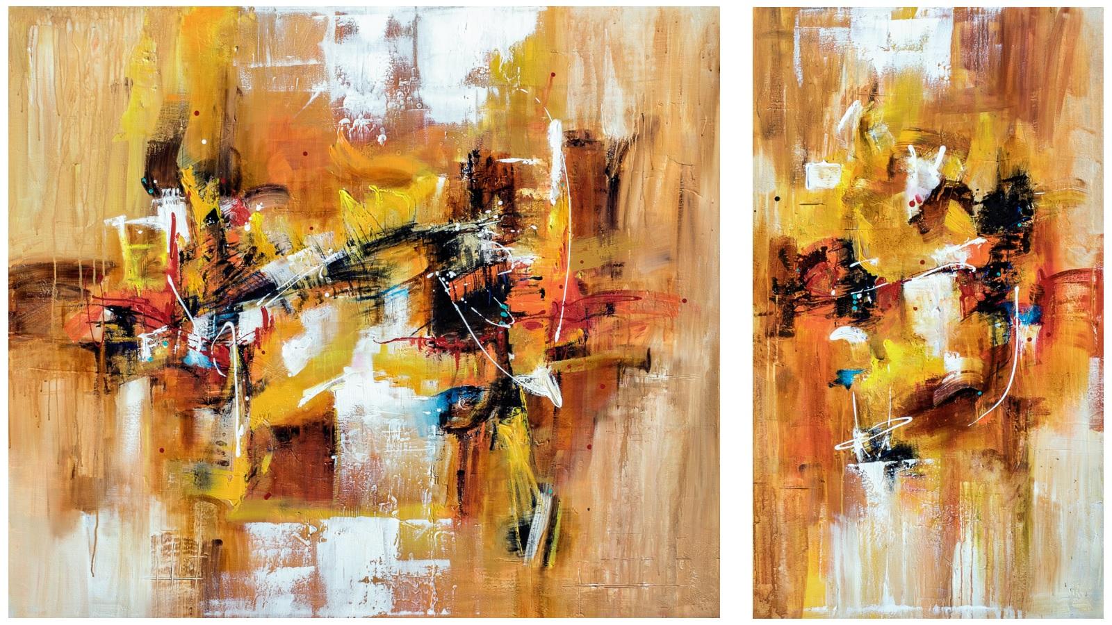 Venda de quadros com pinturas originais artes pl sticas - Pinturas de pared modernas ...