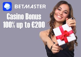 Betmaster no deposit bonus