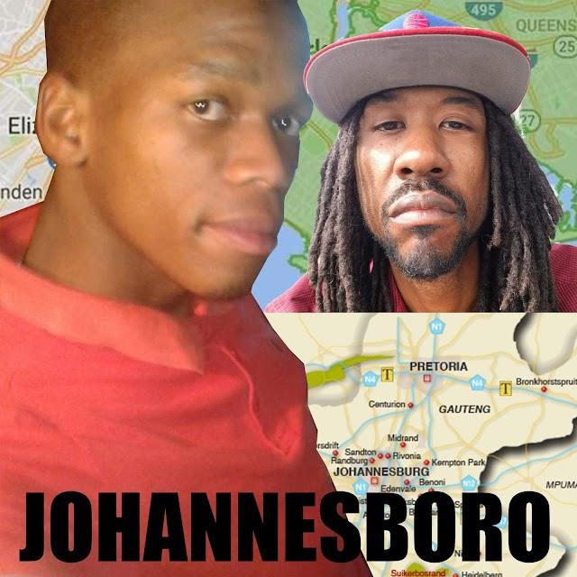 """NY & Africa Collide, Shameless Plug x Sphabeats """"JOHANNESBORO"""" EP"""