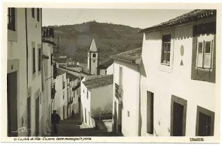 OLD PHOTOS / Igreja de Santiago Maior, Castelo de Vide, Portugal