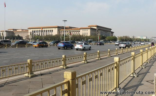 Avenida-centro-Pekin