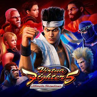 Review – Virtua Fighter 5: Ultimate Showdown
