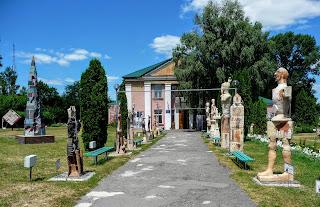 Опішня. Музей-заповідник українського гончарства. Центр популярізації гончарної спадщини