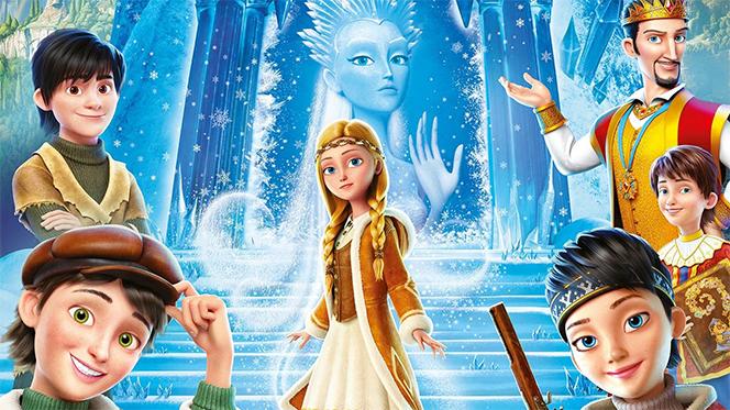 The Snow Queen: Mirrorlands (2018) BRRip 1080p Latino