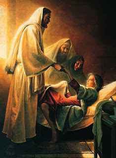 Catholic Daily Reading + Reflection (Homily), Sunday 27 June 2021 - God Of Life