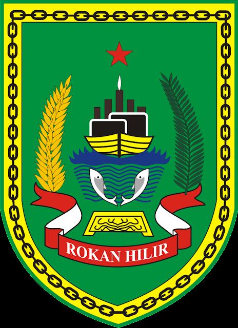Logo | Lambang Kabupaten Rokan Hilir