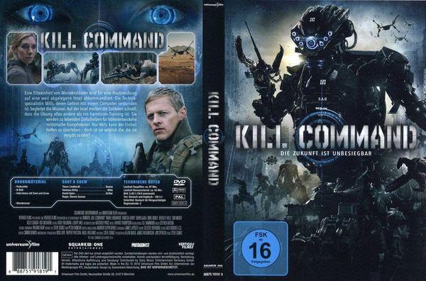 Comando Kill – Castellano, Inglés – DVD9