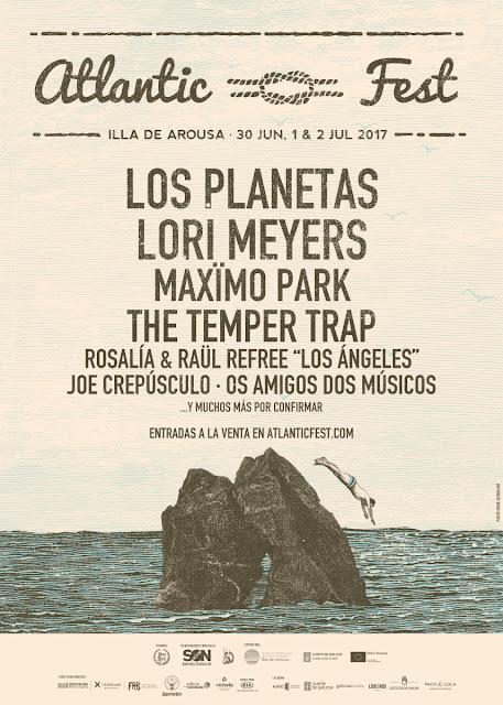 Atlantic Fest Illa de Arousa 2017
