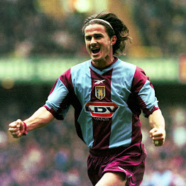 Carbone's goals helped Aston Villa  reach the FA Cup final in 2000