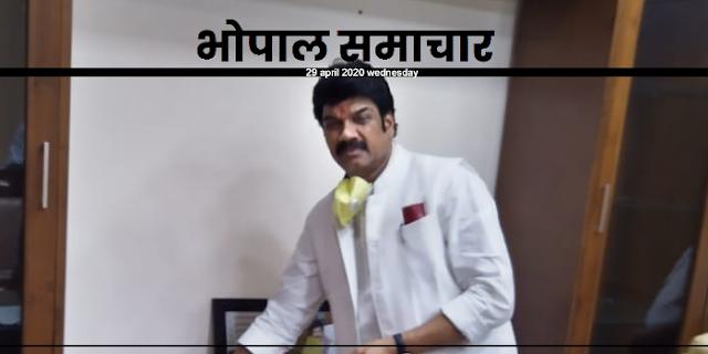 शिवपुरी कंटेनमेंट एरिया की श्रेणी से बाहर: प्रभारी मंत्री गोविंद सिंह राजपूत / Shivpuri News