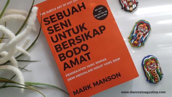 Review Buku Sebuah Seni Untuk Bersikap Bodo Amat
